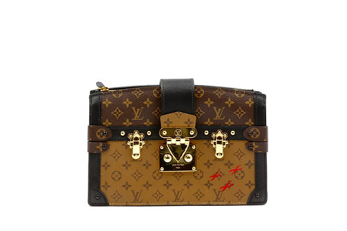 Louis Vuitton Mini Trunk Clutch