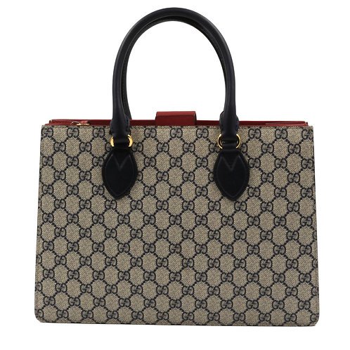 Gucci Supreme Canvas Bag