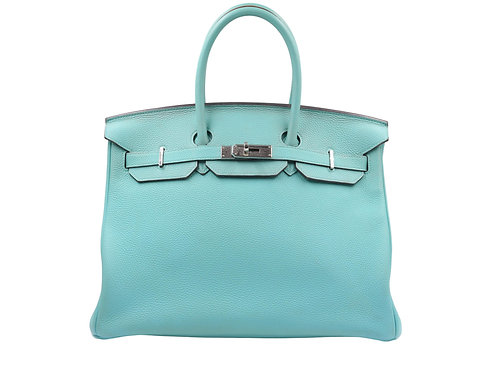 Hermès Birkin 35 Atoll Togo Leather