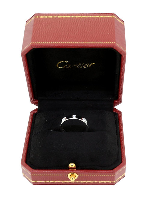 Cartier Love 8 Diamond Band