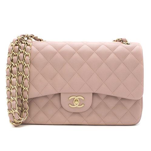 Chanel Pink Jumbo GHW