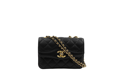 Chanel Limited Edition Black Flap Bag