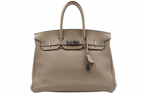 Hermès Birkin 35 Argile