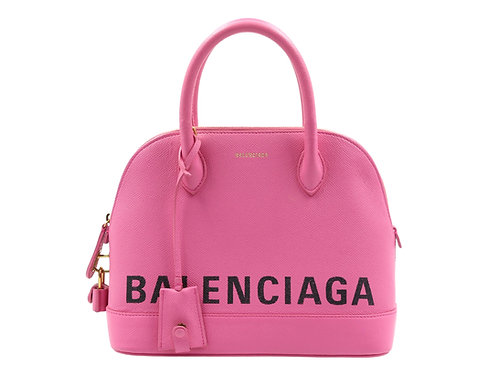 Balenciaga Ville Bag Pink