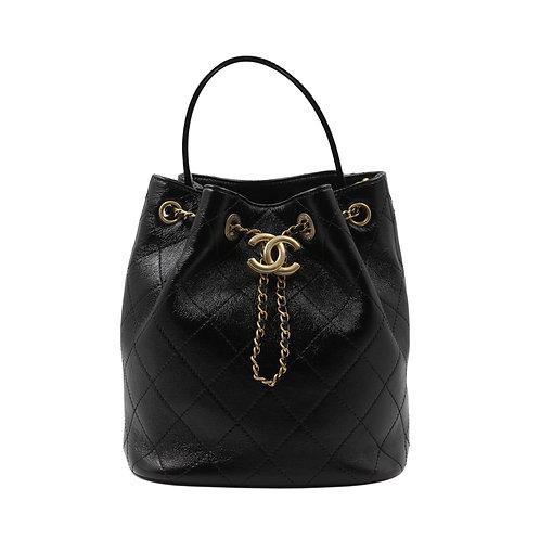 Chanel Bucket Bag Black GHW