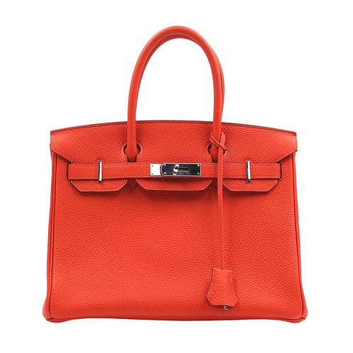 Hermès Birkin 30 Togo Capucine