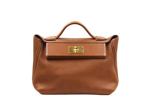 Hermès 24/24 Gold GHW 29cm