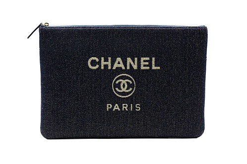 Chanel Large Pouch