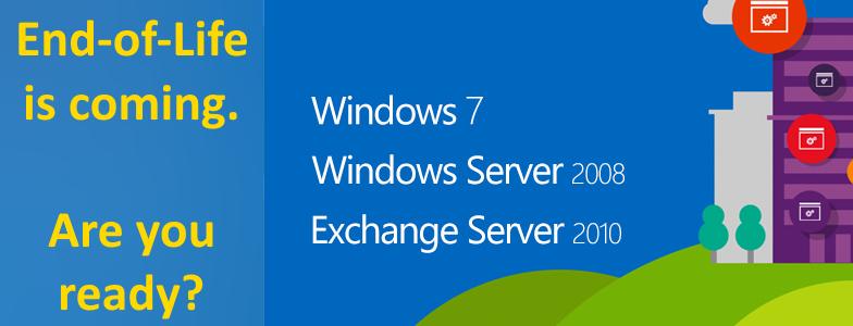 Still using Windows 7 or Server 2008?