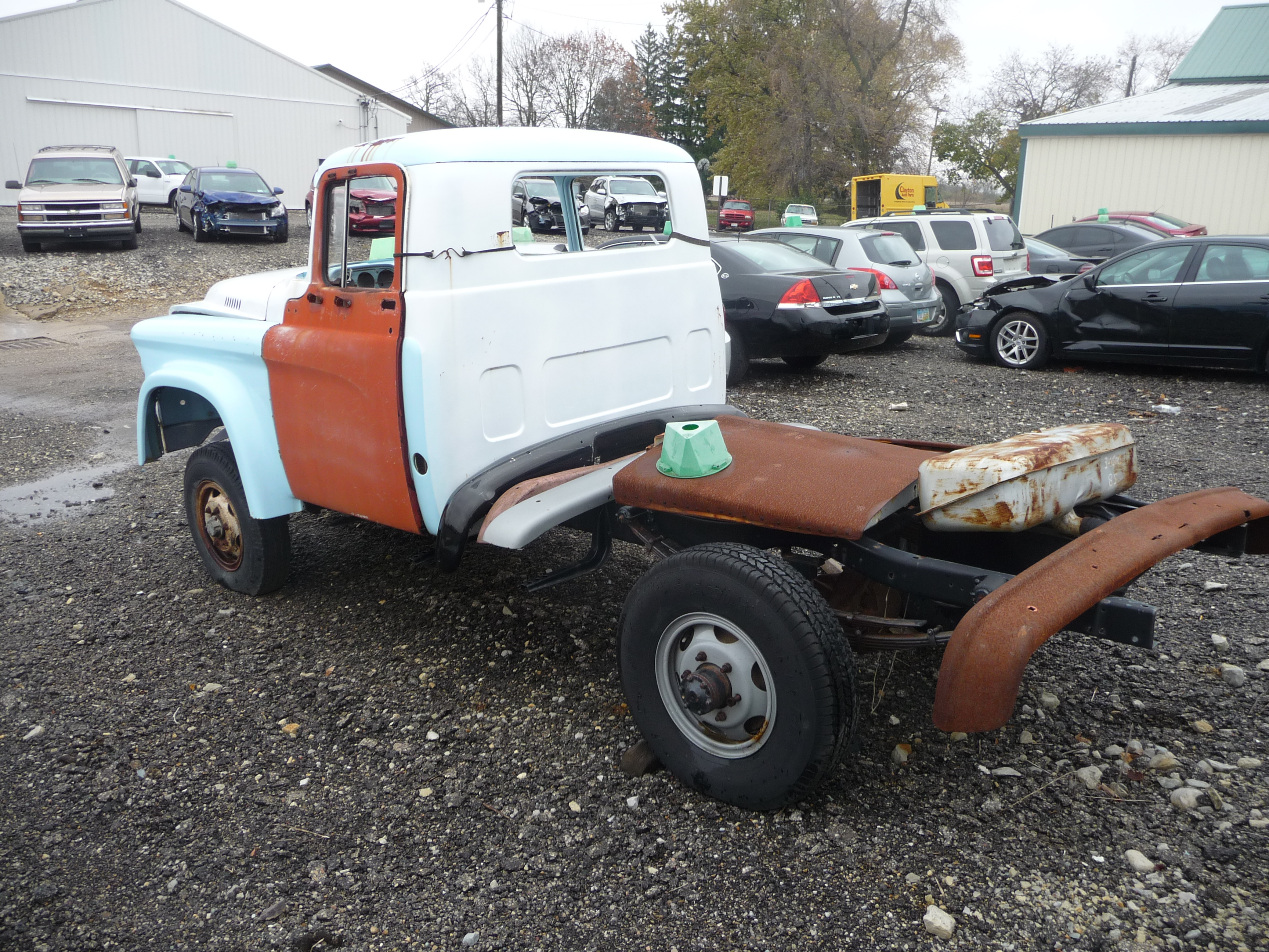 1958 Dodge Power Wagon $2,495