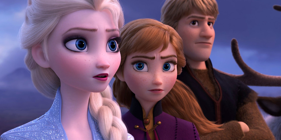 SOLD OUT Frozen 2 Party South Shields St. Jude's Hall
