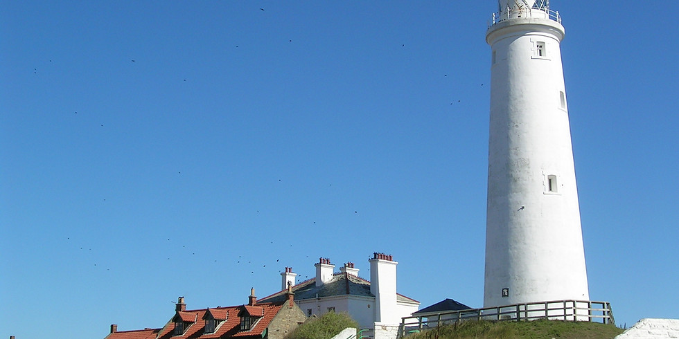 Paint and Sip Party St.Mary's Lighthouse Whitley Bay
