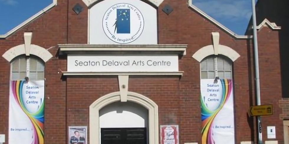 Paint and Sip Party Seaton Delaval Arts Centre