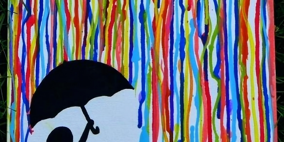 3 for 2 Tickets Paint and Sip Party South Shields Museum