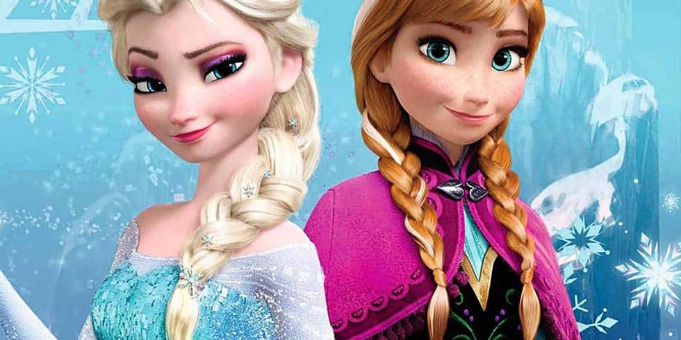 Disney Frozen 2 Party Fawdon Gosforth