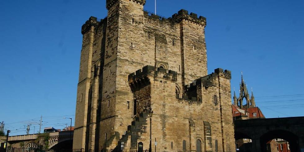 Newcastle Keep Paint and Sip Class Bridge Hotel Castle Square