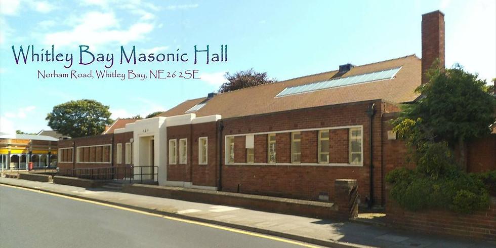 Whitley Bay Masonic Hall