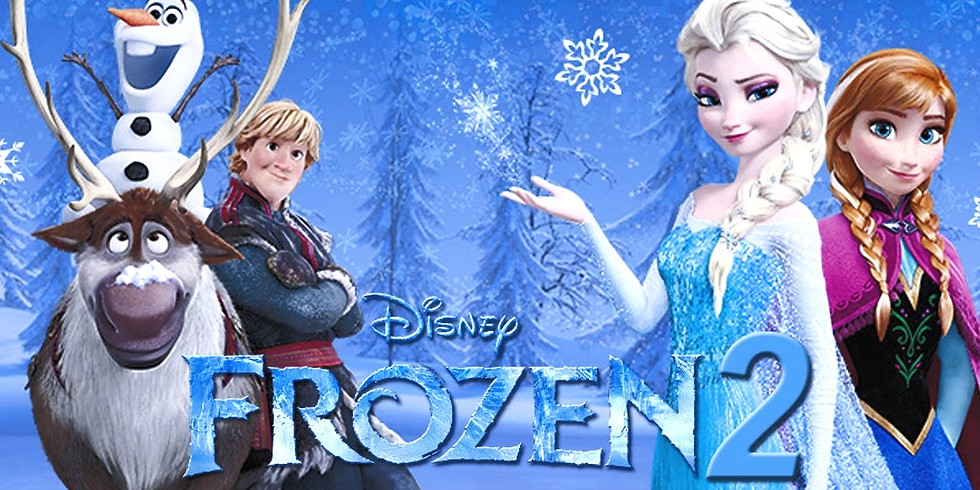 Disney's Frozen 2 Party Eccles Hall Whitley Bay