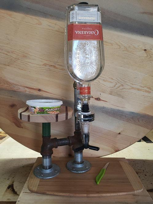 Margarita Whiskey Dispenser
