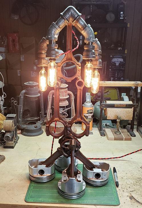 Piston Rod Lamp