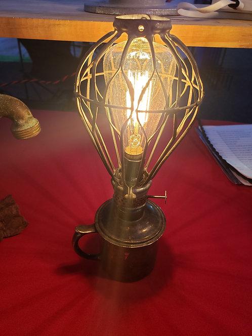 Lantern Cage Lamp