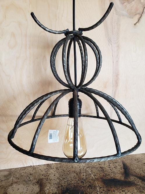 Fruit Basket Hanging Light