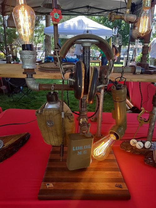 Military Lamp