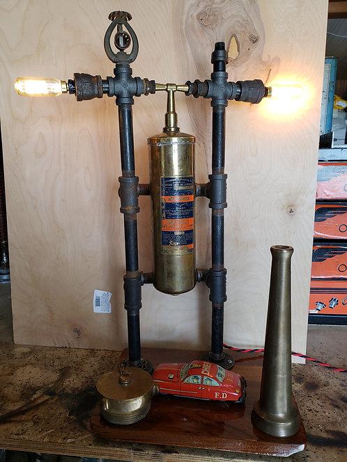 Fireman Lamp
