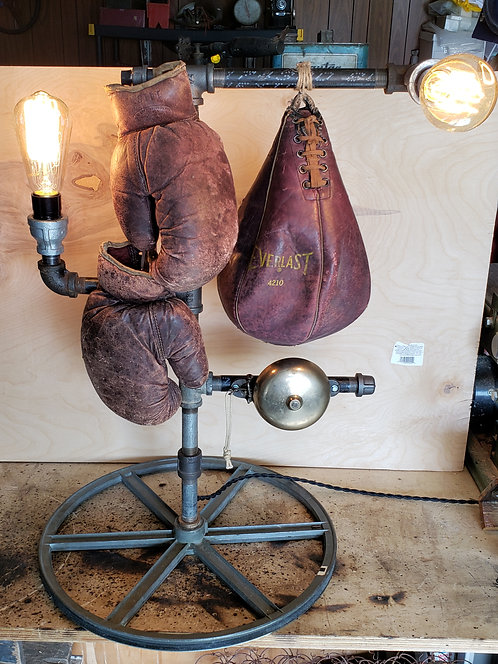 Boxing Lamp with working bell