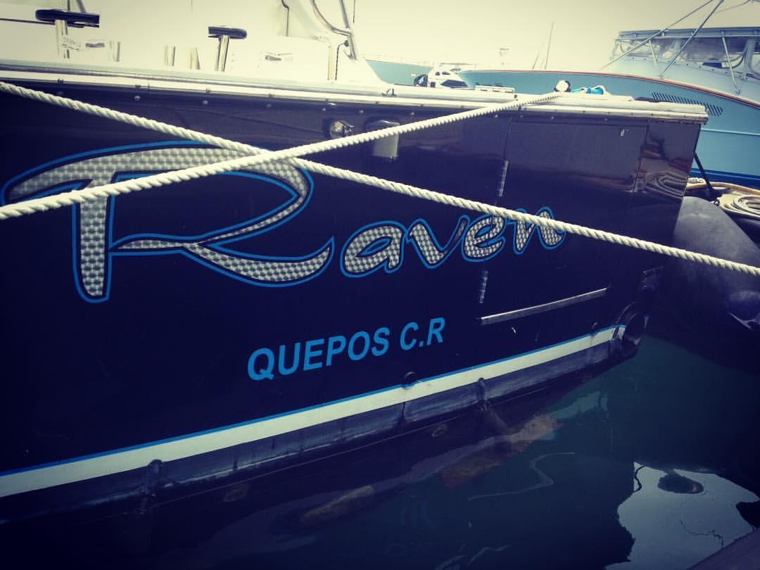 Raven. Quepos Fishing