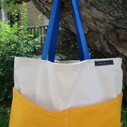 St. Paul Street Tote Bag