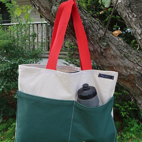 Park Ave Tote Bag