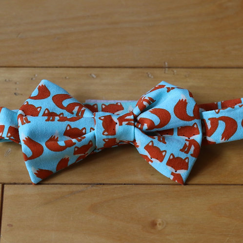 Tiny Fox Kids Bow Tie