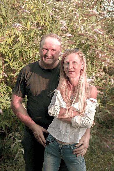 Angélique et Christian Bony- La ferme de