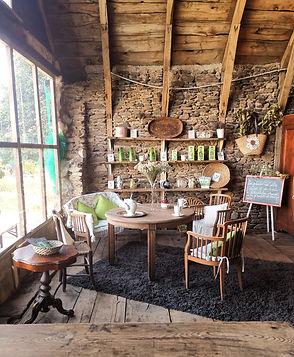 La Grange Ô Tisanes atelier tisanes bio