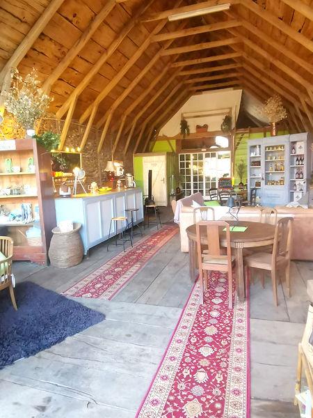 La Grange Ô Tisane, Conques, Aveyron, tisanes, infusions,thés, fabriqué en Aveyron, Bio, salon de thé, sorbets, glaces, végétal, découverte, vacances, visite, ferme, grange, territoire,