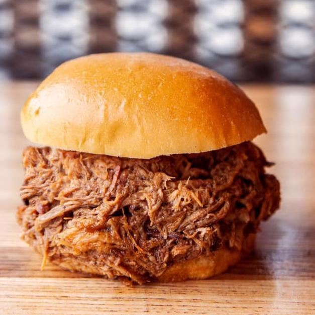FREE PULLED PORK SANDWICH ON ORDERS $10+