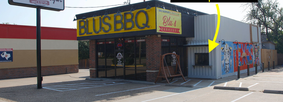blu's barbeque best BBQ restaurant in Da