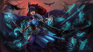 Morrighan • A Rainha Fantasma