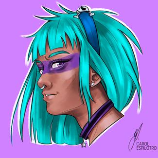 Estrelinha - Powerpunk Girls