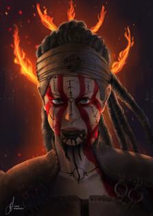 Senua • Hellblade
