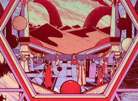 Um filme cancelado influenciou os clássicos do Sci-Fi