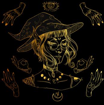 Bruxa Mística