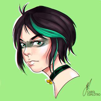Docinho - Powerpunk Girls