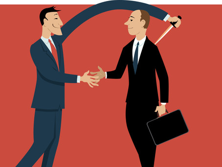 The Brutus: Toxic Workplace Behavior Profile