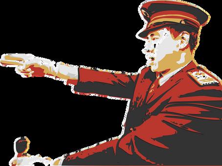 The Kommissar: Toxic Workplace Behavior Profile