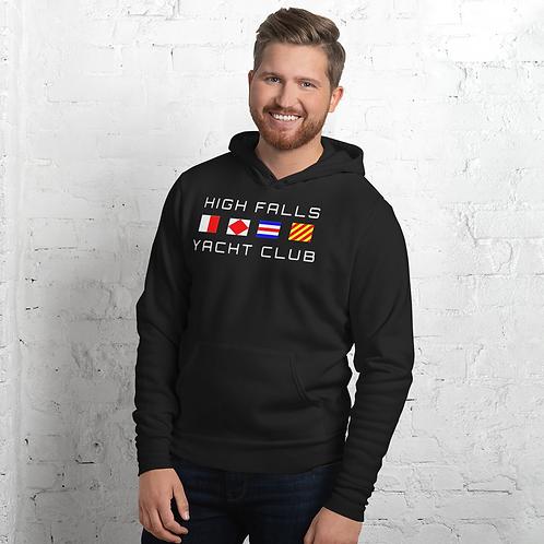 High Falls Yacht Club Unisex Adult Hoodie