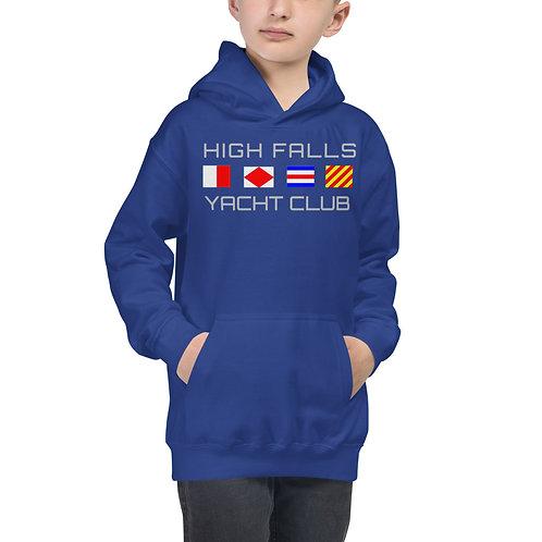 High Falls Yacht Club Unisex Youth Hoodie