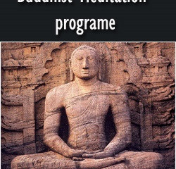 Buddhist Mindfulness Meditation with special Dhamma Talk - Every Saturday 5.00pm-6.30pm