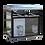 Thumbnail: Outdoor Solar Powered Littering Bin ( 4 LED Panels)